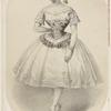 Carolina Rosati (nella polka de Corsaro): [Lithograph by] V