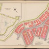 Double Page Plate No. 6, Part of Section 11, Borough of the Bronx: [Plan of Crotona Park; Map bounded by Crotona Park East, Southern Boulevard, E. 172nd Street, Seabury Place, E. 170th Street and Wilkins Avenue]