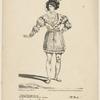 Joconde 1er costume (Mr. Paul.) Dans Joconde, ballet. (Acade. Rle. de Musique.)