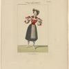 Costume de M'elle Taglioni, dans Guillaume Tell, opéra, pas tyrolien, Académie royale de musique