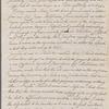 Letter to Benjamin Harrison