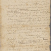 Letter to George Washington