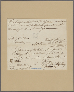 Henry Knox papers