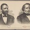 U.S. Grant, president U.S.A. Henry Wilson, vice-president elect