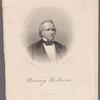Henry Wilson [signature]