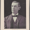 Dr. Woodrow Wilson. The new president of Princeton University