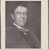 Woodrow Wilson, president of Princeon University
