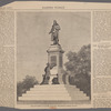 The monument to Roger Williams, Providence, Rhode Island