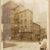 Tenements & storefronts; Jacob F. Oberle Plumbing