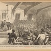 Concert for the inmates of the Charity Hospital, Blackwell's Island