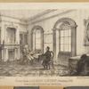 Private room of Sir Henry Clinton no.1 Broadway. 1858, in which André received his last instructions