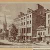 City Hotel, Trinity & Grace churches