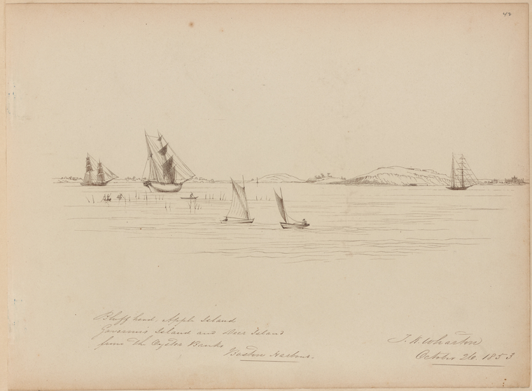 Fascinating Historical Picture of Thomas Kelah Wharton on 10/18/1853