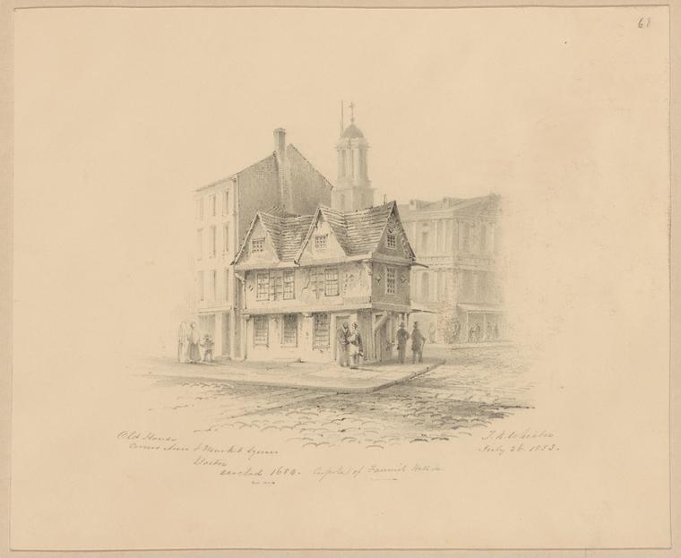 Fascinating Historical Picture of Thomas Kelah Wharton on 7/26/1853
