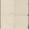 Marriage Certificate of Wilhelm Clairmont and Ottilia von Pichler