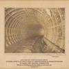 NY & NJ Railroad Co. tunnel under construction (Hudson Tube)