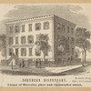 Northern Dispensary, corner of Waverly place and Christopher street