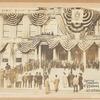 Opening Ceremonies N.Y. Subway, Oct 27, 1904, on City Hall steps