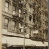 Tenements & storefronts:  Lion Market