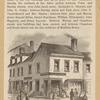 Corner of Broadway and Murray Street, 1820