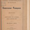 Compte-rendu de gestion pour l'exercice 1901, Budget 1902