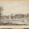 New bridge, Macomb's Dam, N.Y. built in 1861