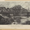 Bridge across the Harlem River, New York