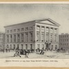 Second building of the New York Society Library, 1840-1853