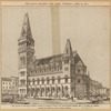 The Church of the Holy Trinity, corner of Madison Avenue and Forty-second Street, Rev. S.H. Tyng, Jr., Pastor