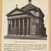 The demolition of the Madison Square Presbyterian Church marks but the physical passing of one of the finest monuments to Stanford White's genius