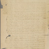 Edward Webb letter to Joseph Hawley
