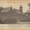 """Union Theological Seminary. The home of """"advanced thought"""" whose surrender of the Westminster confession has stimulated wide discussion"""