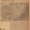 Old New York in pictures--no. 581--Potter Building Fire