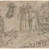 Dante and Virgil, With the Vision of Beatrice