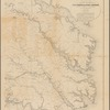 Part of the map of the military department of S.E. Virginia & Fort Monroe