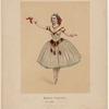 Marie Taglioni als Satanella in Satanella. Ballet in 3 Acten von Paul Taglioni (Musik von Pugni and Hertel): [Lithograph] Lith. Atel von Louis Veit