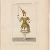 Costume de Melle. Taglioni, rôle de Zulma, dans La révolte au sérail, ballet, acte III, Académie royale de musique