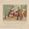 Mylord Lingot prenant un abonnement d'amour chez une danseuse de l'Opéra