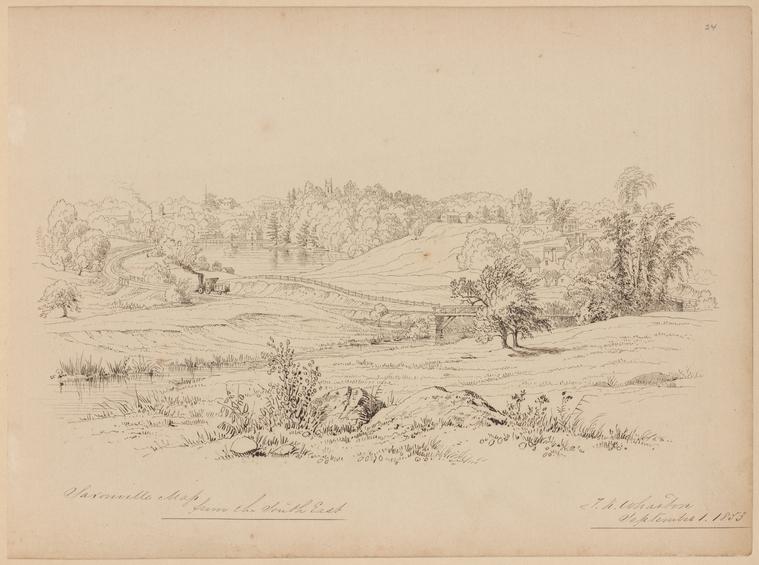 Fascinating Historical Picture of Thomas Kelah Wharton on 9/1/1853