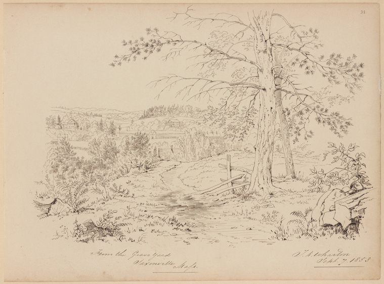Fascinating Historical Picture of Thomas Kelah Wharton on 9/7/1853
