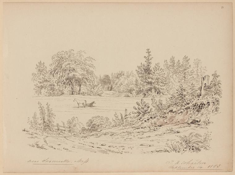 Fascinating Historical Picture of Thomas Kelah Wharton on 9/14/1853