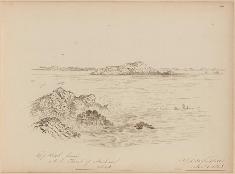 Fascinating Historical Picture of Thomas Kelah Wharton on 11/1/1853