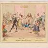 Vis à vis - accidents in quadrille dancing