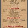 Hippodrome National Opera Company and Corps de Ballet
