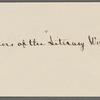 Alexander, James Waddel (1804-1859)