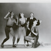 Jerome Robbins, Tanaquil Leclercq, Roy Tobias, and Todd Bolender in the New York City Ballet production Age of Anxiety, no. 8