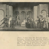 A scene from the stage production The Jealous Old Man (Cervantes)