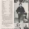 Publicity photographs of John Garfield, Sono Osato, and Mildred Dunnock in the stage production Peer Gynt as published in Theatre World, vol. 7, p. 130