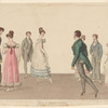 Group of Parisian dancers