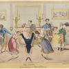 Les Graces: inconveniences in quadrille dancing